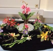 2010 Tony Warren Floral Course display