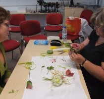 2011 Janet Foster - London - Floral course tuition
