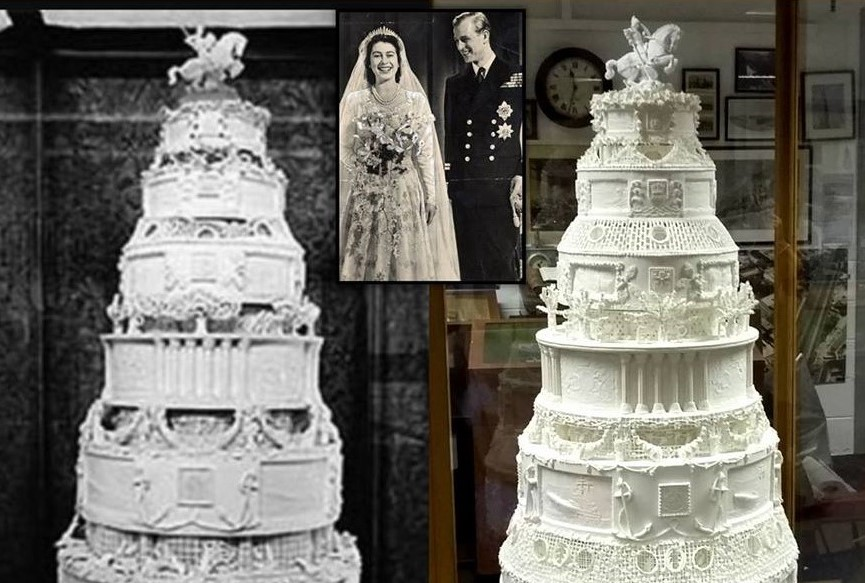 royal wedding cake supermarket the sugarcraft guild national website 19436