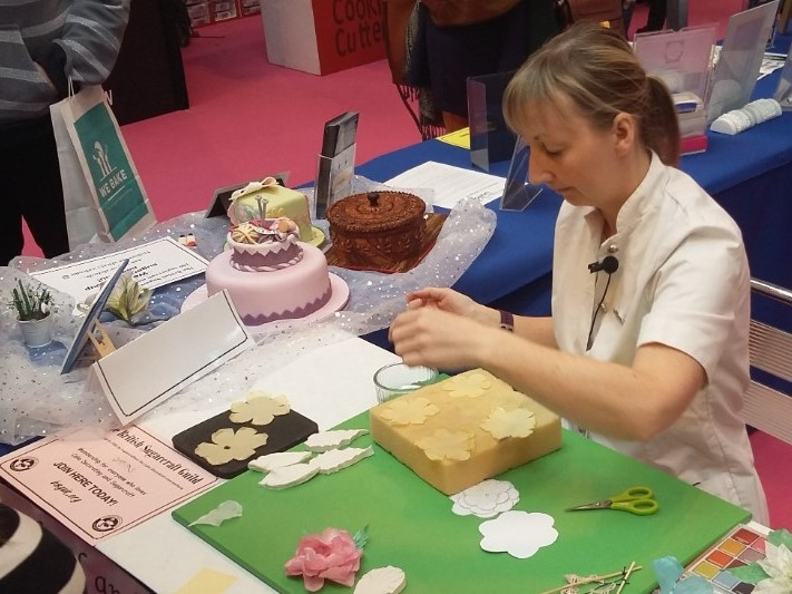 sugarcraft demonstrations