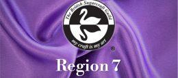 Region 7 Exhibition @ Wodson Park on 8th September 2018