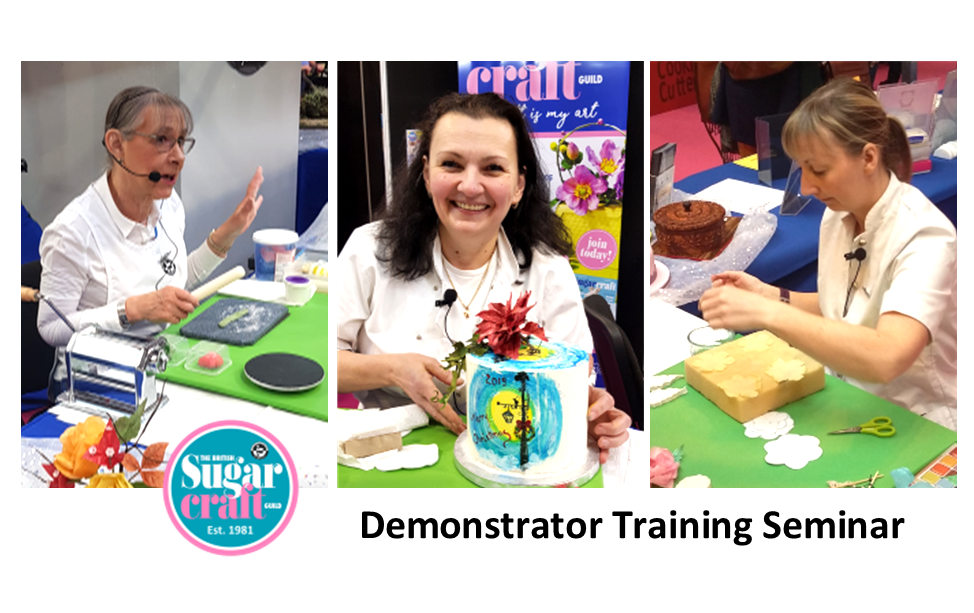Demonstrator  Training  Seminar  –  Cheltenham