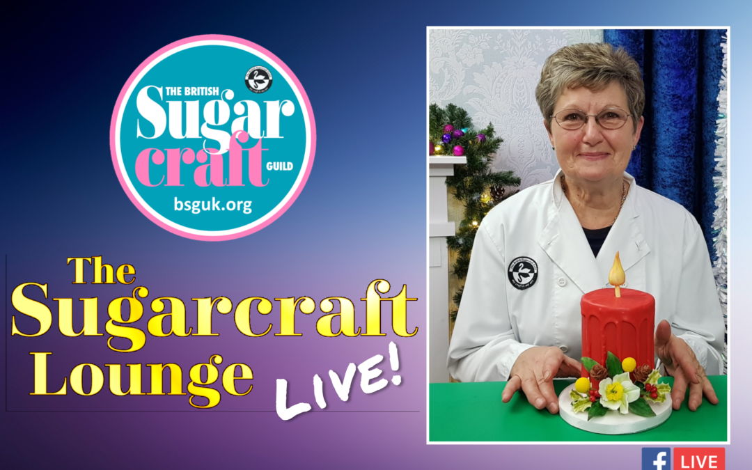 Live Online Demonstrations in 'The Sugarcraft Lounge'