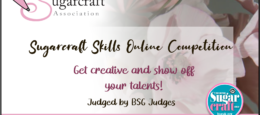 Cork Sugarcraft Association – Sugarcraft Skills Online Competition