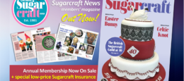 Sugarcraft News members' magazine