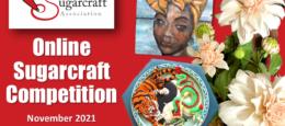 Cork Sugarcraft Online Competition