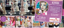 Cake International Competitions 2021