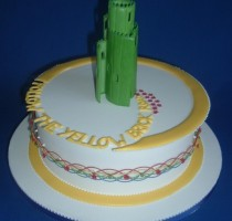 Royal Iced - Janet Creek Tunbridge Wells Wizard of Oz Cake