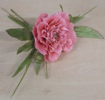 Floral - Janet Foster R8 London Branch Peony and bud