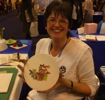 R4 Lianne Noye - Picture Painting at the NEC