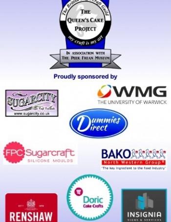 Queen's Cake Sponsors