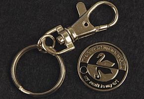BSG Key Ring