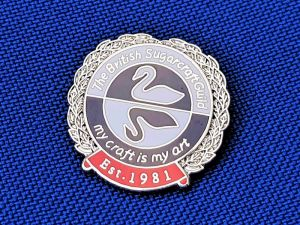 BSG New Lapel Badge