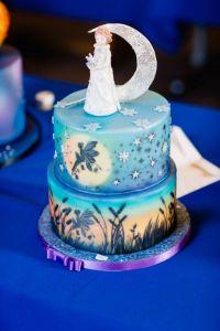 OPEN SUGARPASTE CAKE 10