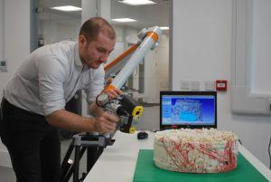laser scanning process