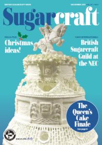 British Sugarcraft News cover: December 2017
