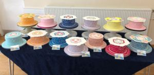 THE CLASS CAKES