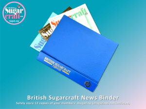 Sugarcraft News Magazine Binder