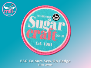 BSG Colours Sew On