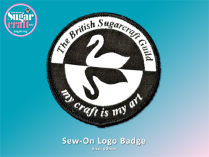 BSG Original Sew On Badge